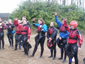 outdoor instructor training sligo