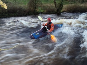 Dean Treacy Kayak & Canoe Instructor