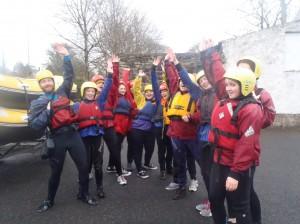 Fiachra Cunningham - Level 2 Raft Guide