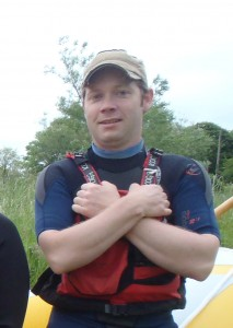 Fiachra Cunningham - Level 2 Raft Guide