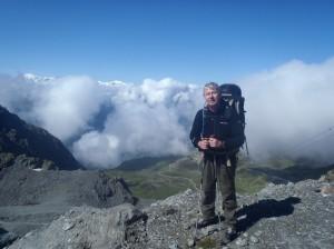 Liam Cunningham - Swiss Alps