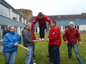 Team Building at North West Adventure Sligo