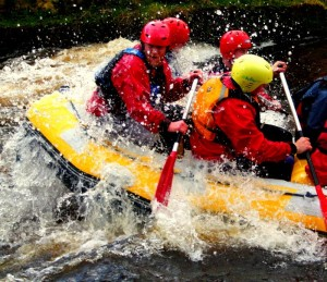 White Water Rafting North West Adventure, Sligo Ireland!