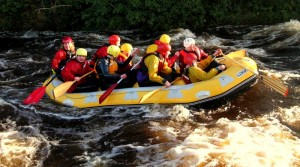 White Water Rafting North West Adventure, Sligo Ireland!