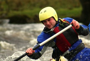 Eoin Delaney - Level 2 Raft  Guide